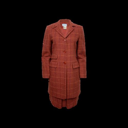 Vintage Urchin Rust 2-Piece Jacket and Skirt Set