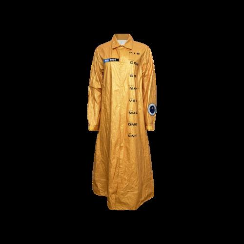 Costumes Yellow Undercover Jun Takashi Hal 9000 Coat