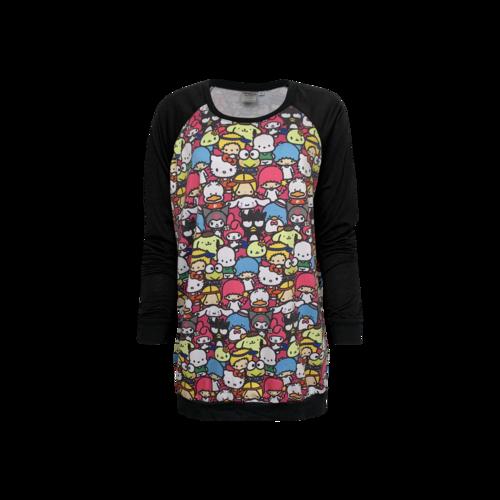 Costumes Sanrio & Friends Print Top
