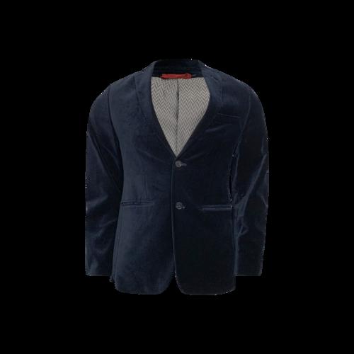 Alfani Blue Velvet Dinner Jacket