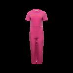 """Pink Peachy Den """"Kernel"""" Jumpsuit"""