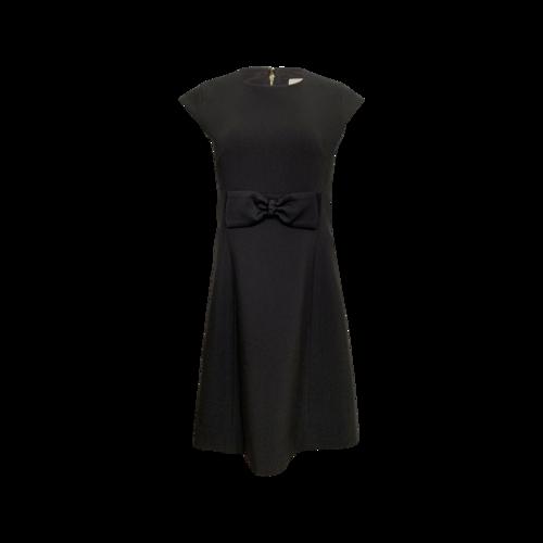 Kate Spade Black Front Bow Dress