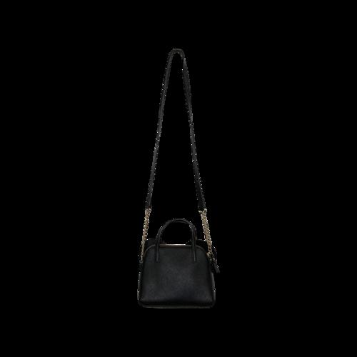 Black Kate Spade X Minnie Mouse Mini Maise Crossbody Bag