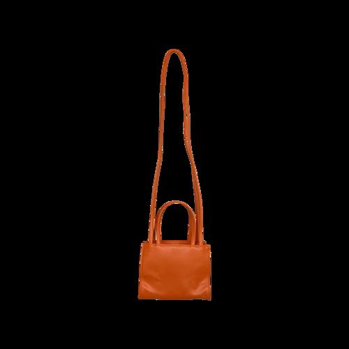 OG Orange Small Shopper Bag