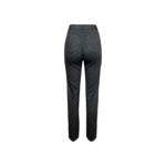 Blue Logo Zucca FF Tapered Jeans