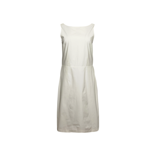 "Theory White ""Jozzla"" Light Poplin Dress"