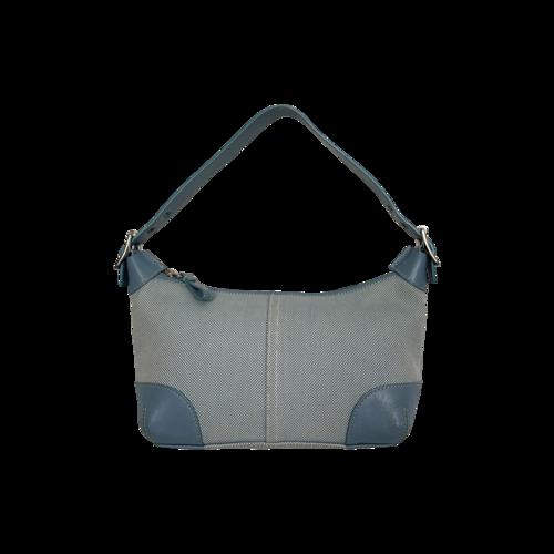 Coach Light Blue Small Hobo Shoulder Bag