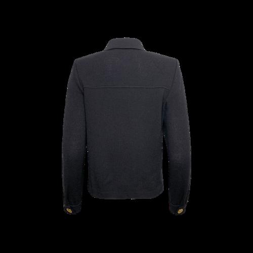 Black Soft Knit Jacket