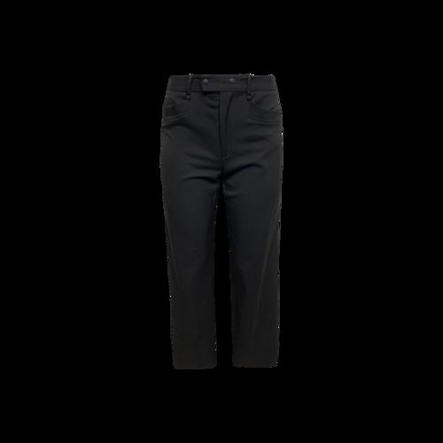rag & bone Black Wool Trousers