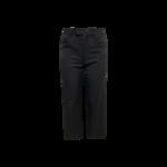 Black Wool Trousers