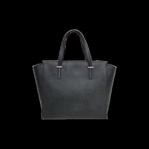 """Black """"Cedar Street Hayden"""" Top Handle Bag"""