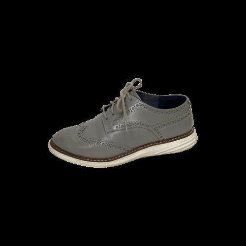 Grey Oxford Sneakers