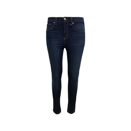 rag & bone Blue Bedford High Rise Ankle Skinny Jeans