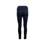 Blue Bedford High Rise Ankle Skinny Jeans