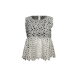 Opening Ceremony x Anna Sui Gingham Daisy Crop Top