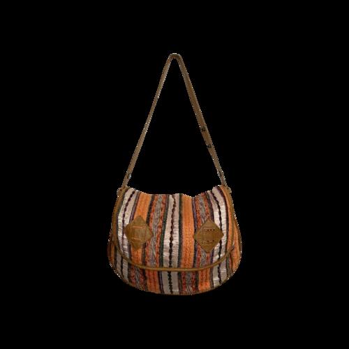 Rachel Comey Multi Color Woven Shoulder Bag