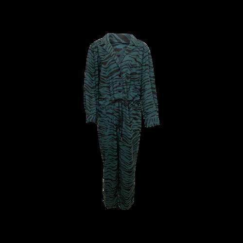 "Rachel Antonoff Green ""Ziffy"" Printed Jumpsuit"