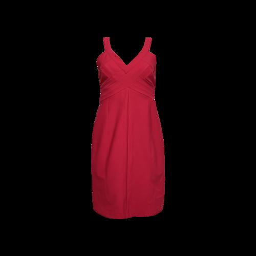 Laundry by Shelli Segal Hot Pink Bandage Dress