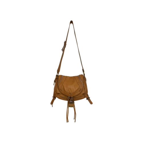Chloé Tan Saddle Paddington Bag