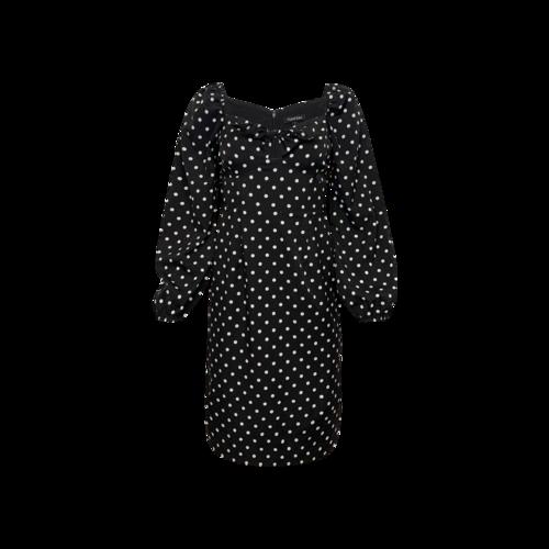 "Yumi Kim Black Swing Dot ""Sweet Taboo"" Dress"