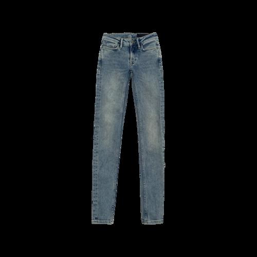 AllSaints Blue Mass Skinny Leg Jean