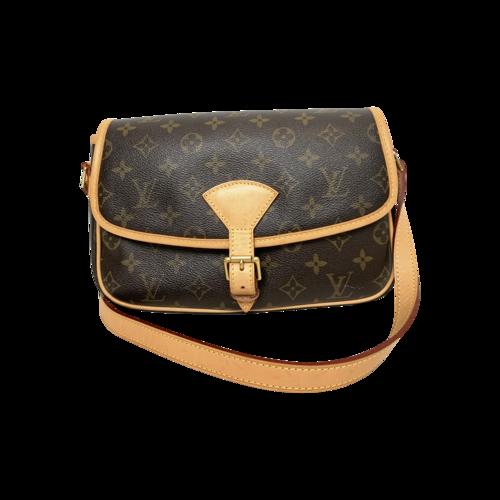 """Louis Vuitton Vintage """"Sologne"""" Monogram Crossbody Bag"""