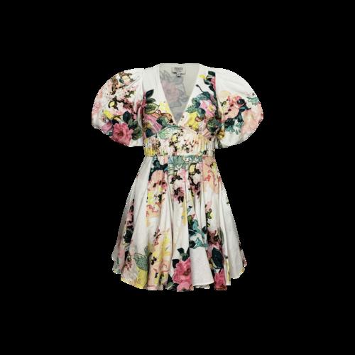 """Hemant & Nandita Floral """"Teien"""" Mini Dress"""