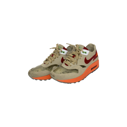 "Nike Orange Air Max 2021 ""Kiss of Death"" Sneakers"