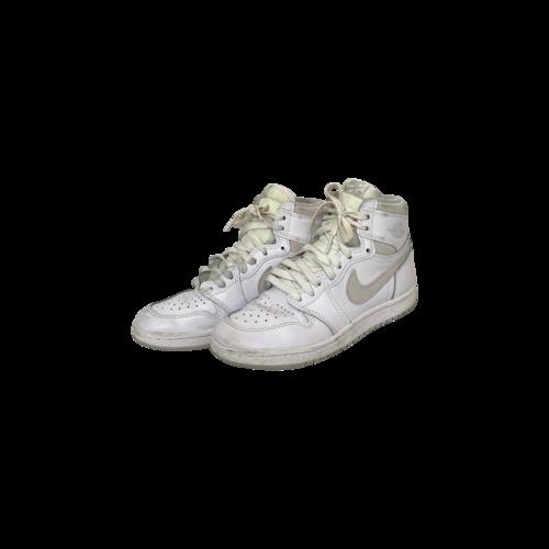 Nike White Air Jordan 1 High Retro 85's Sneakers