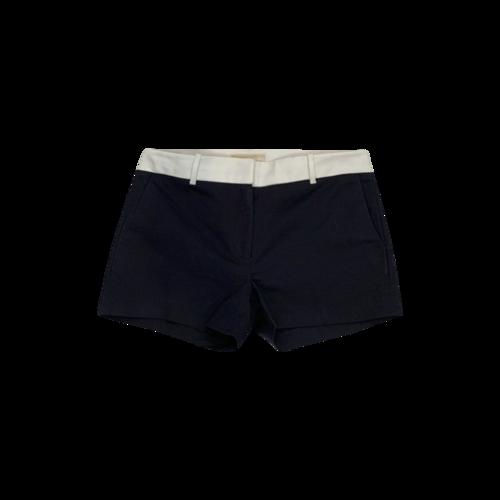 Michael Kors Dark Navy Blue Shorts w/ White Trim