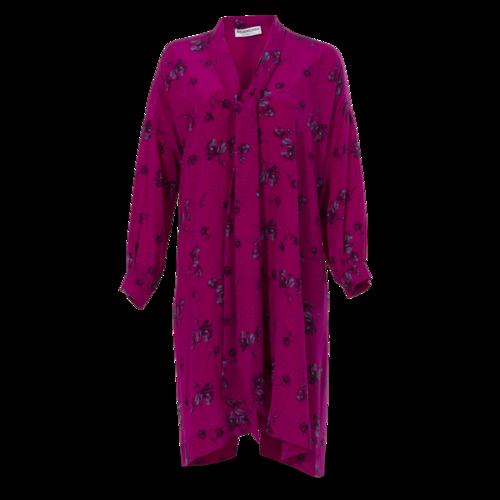 Balenciaga Printed Dress