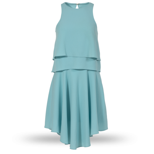 Tibi Turquoise Dress