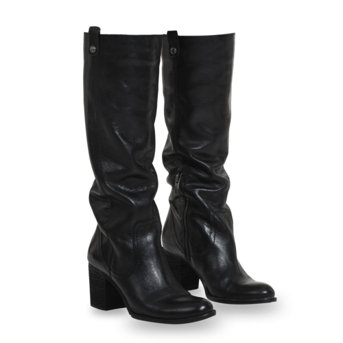 Vince Camuto Leather Knee High Boots