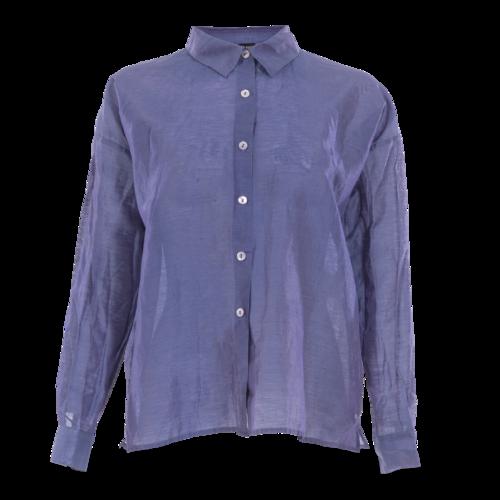Eileen Fisher Vintage Eileen Fisher Silk Sheer Blouse