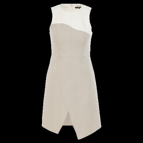 Tibi Tailored Two-Tone Dress