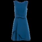 Teal Sheath Dress