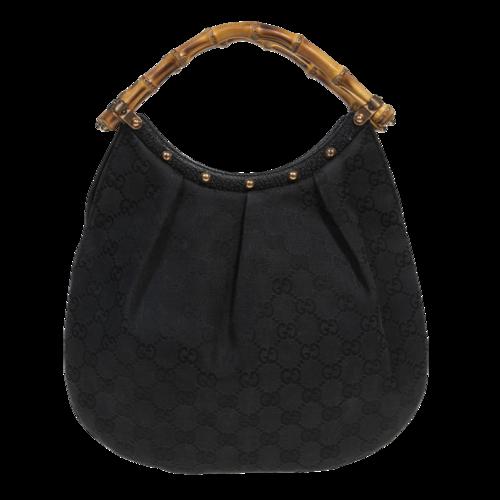 Gucci Handbag with Bamboo Handles