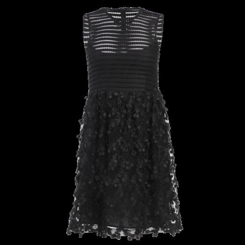Nanette Lepore Crochet Dress