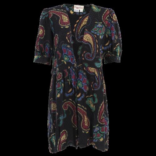 Maggy London Silk Floral Dress