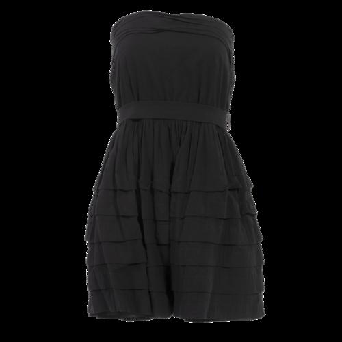 Sandro Paris Sandro Black Cotton Dress